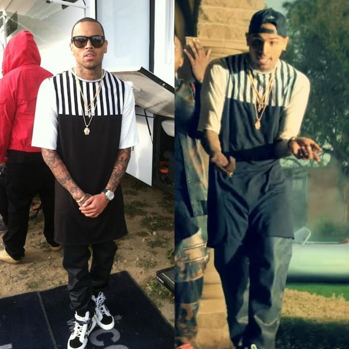 Chris Brown クリスブラウン