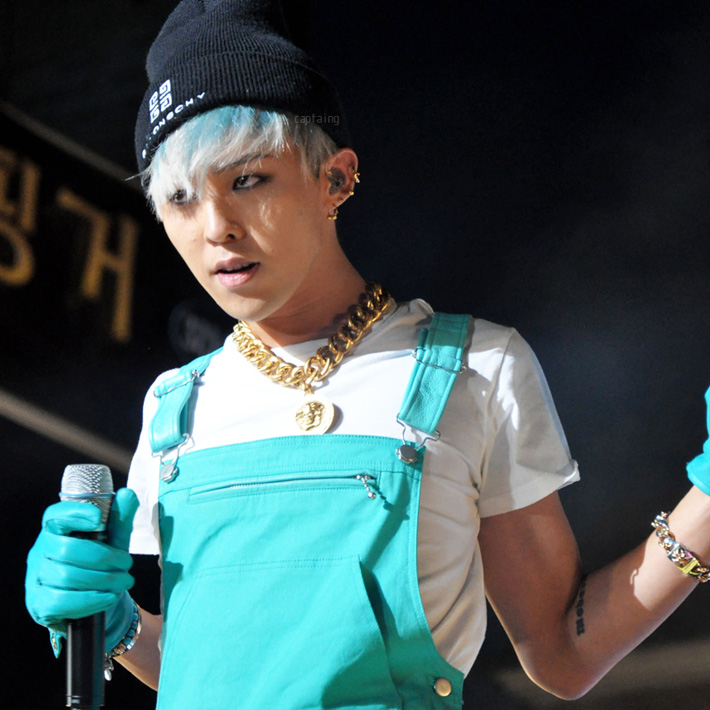 G-DRAGON x 99%IS-