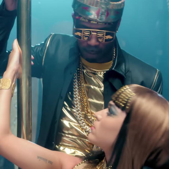 Juicy J Katy Perry - Dark Horse