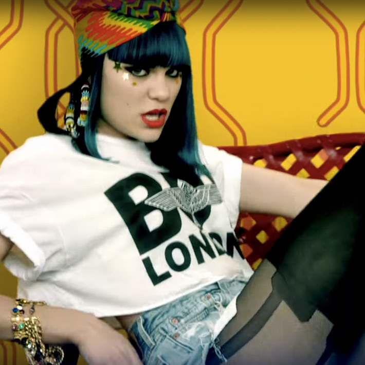 Jessie J BOY LONDON