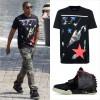 『Jay Z x GIVENCHY x Air Yeezy 2』ジェイ・ジーのファッションスタイル