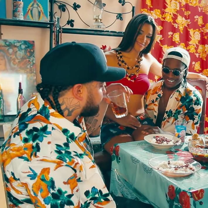 A$AP ROCKY x BALENCIAGA - Wild For The Night