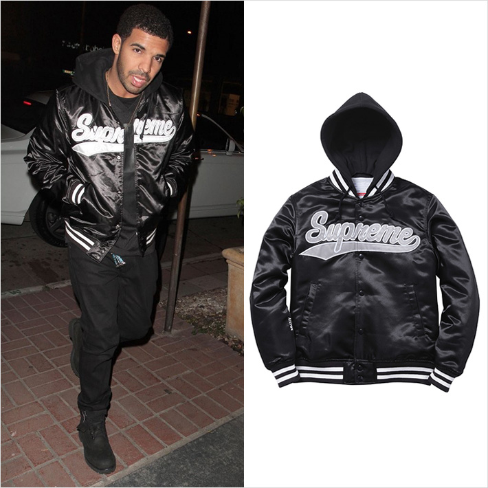 Drake x SUPREME