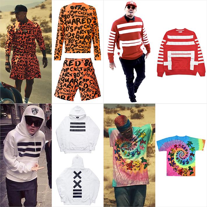 【7月人気記事ランキング】クリスブラウン、ジャスティンビーバー、ジードラゴンのファッションスタイルが人気