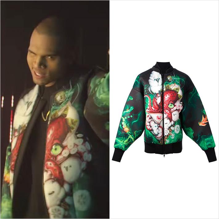 Chris Brown (クリス・ブラウン) x JUUN J