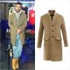 人気ラッパー『Drake』、『バーバリー・プローサム』のコートをラフに合わせたファッションスタイル