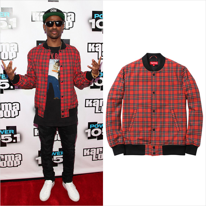 Big Sean x Supreme