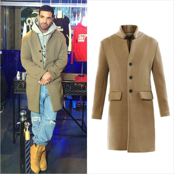 Drake x Burberry Prorsum