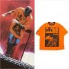 KTZ 2015S/SコレクションのTシャツを「クリス・ブラウン」がライブで着用