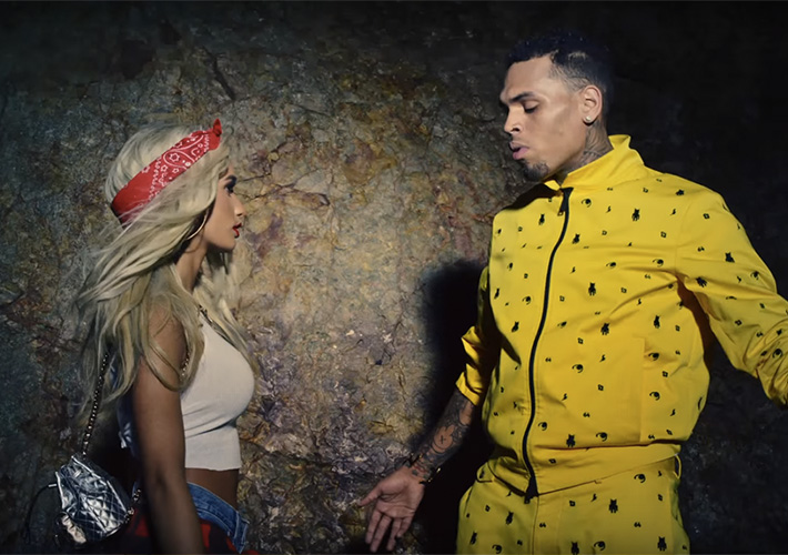 Do It Again Chris Brown x Dsquared2