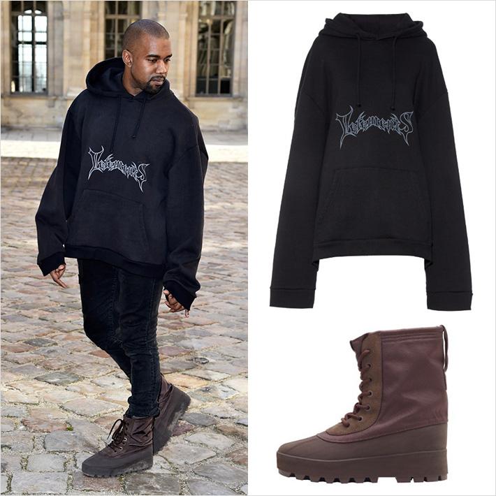 Kanye West x VETEMENTS x YEEZY