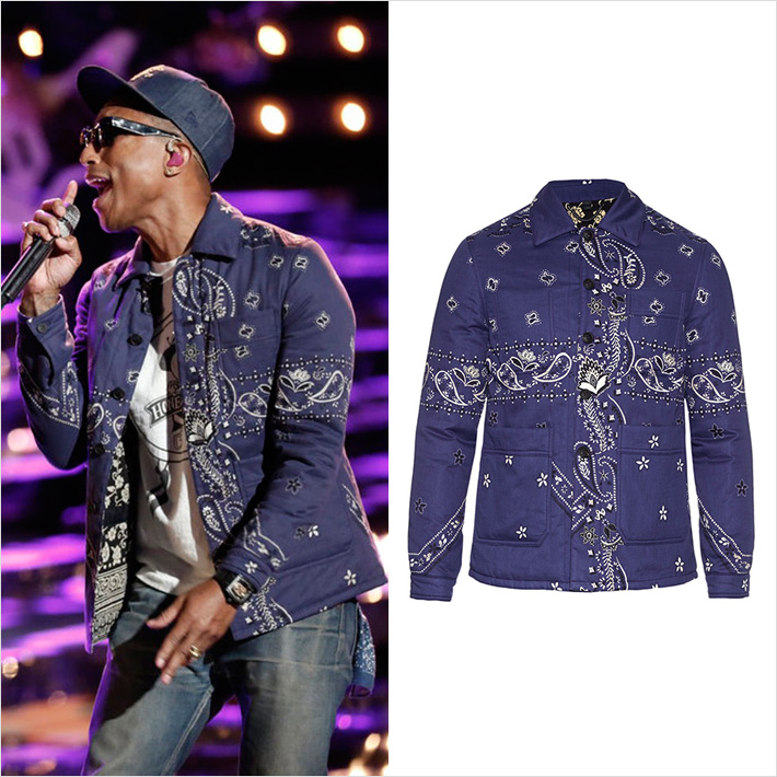 Pharrell Williams x BURBERRY PRORSUM