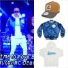 ジャスティン・ビーバーMステ出演時のファッション!「Supreme(シュプリーム)」のパーカーと「Dodgers(ドジャース)」のスタジャンを着用