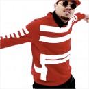 『Omarion Ft. Chris Brown & Jhene Aiko – Post To Be』、クリス・ブラウンがデルタナインリザーブのスウェットをPVで着用