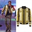「Trap Queen」が全米大ヒット!人気爆発中のラッパー『Fetty Wap (フェッティ・ワップ)』、MTVミュージックアワードで『VERSACE』のジャケットを着用